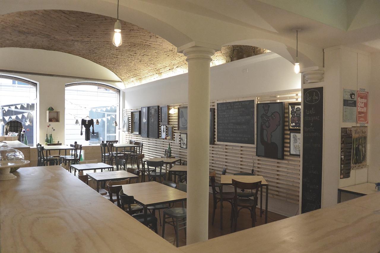 Bar Ristorante e negozio LO FAI