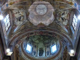 Lo scatto del lunedì _ Sala dei Teatini, Piacenza