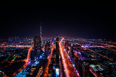 high-rise-buildings-during-night-time-ph