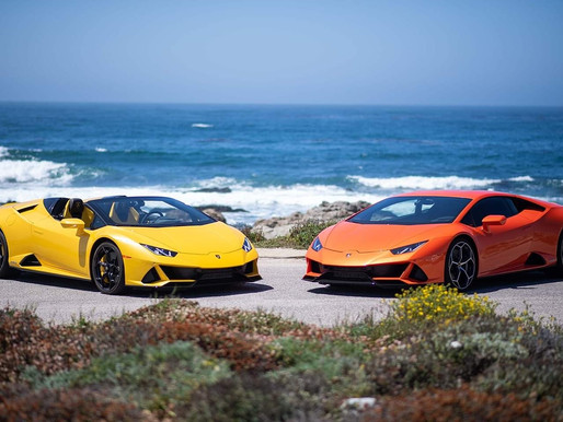 5 Reasons to Rent A Luxury Car For Your Next Trip