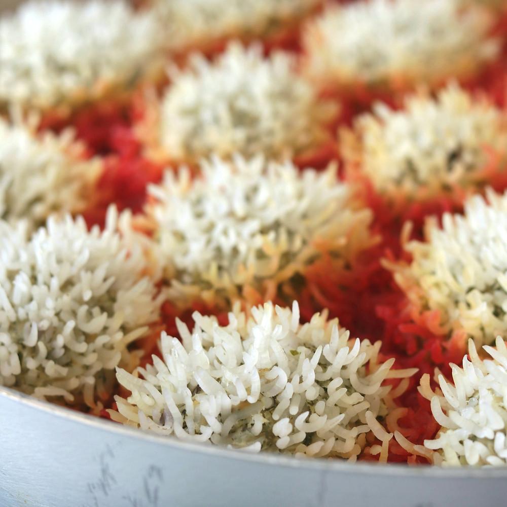 קיפודי פרגית קציצות מהמטבח הפרסי