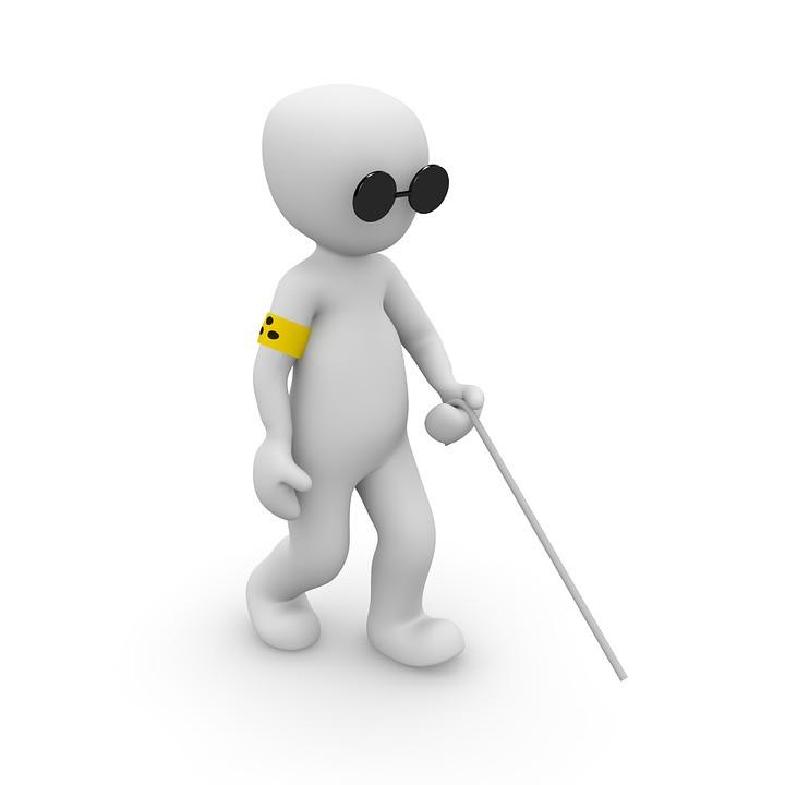 גם האלגוריתמים של גוגל עיוורים