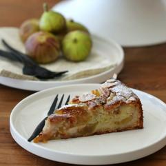 עוגת תאנים טריות