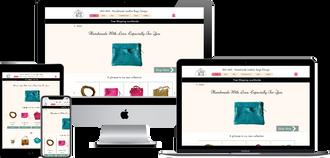 LIKA MIA - Handmade Leather Bags Design
