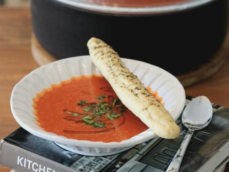 מרק עגבניות משגע
