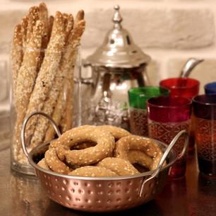 עוגיות מלוחות בסגנון עבאדי