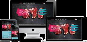 Redefine Meat - אתר צמחוני לקרניבורים ולאוהבי בשר