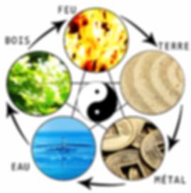 5 éléments Qi Gong Tai Chi