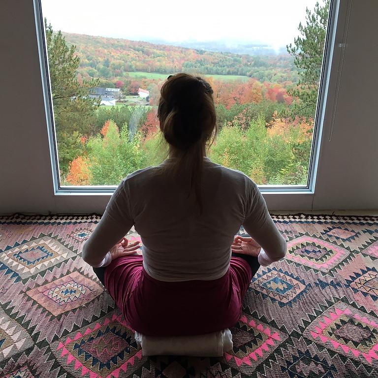 Weekend Zen à Sutton 22-23-24 octobre