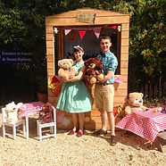 Brymore Productions presents Sean Bryan and Hollie Bryan in a Teddy Bear's Picnic