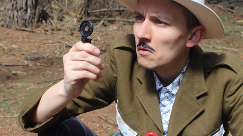 Mortimer Sparks And The Perilous Plants Trailer