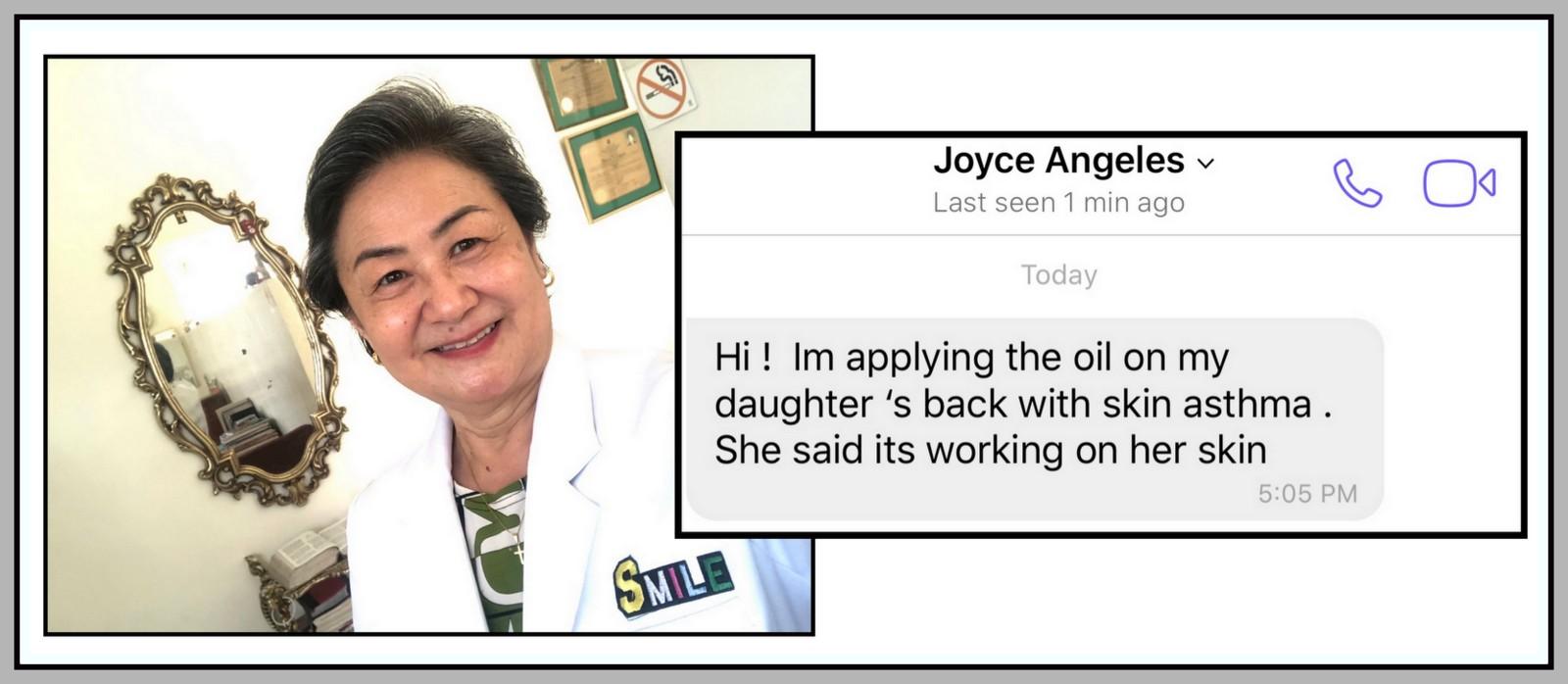 Dr. Joyce Angeles