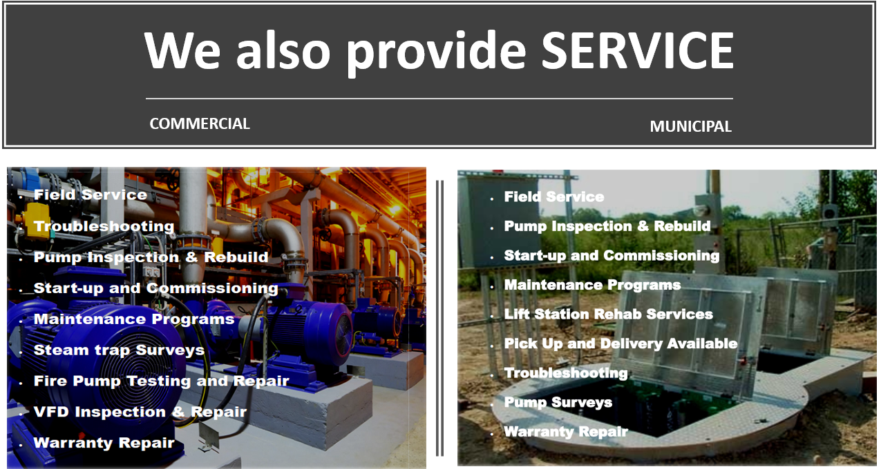 MUNI COMM service home page