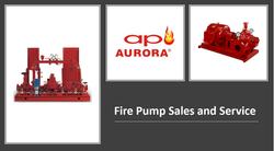 Fire pump Sales and service home page