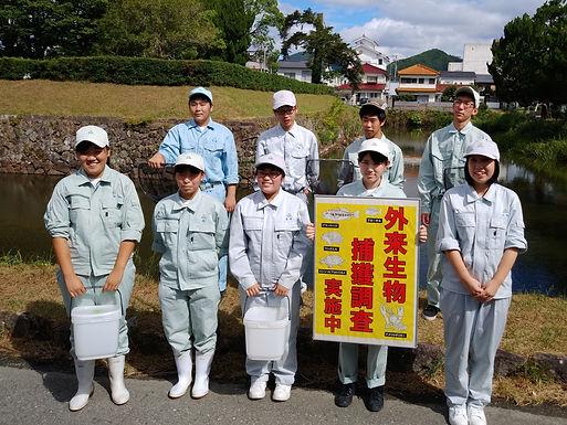 学校名:兵庫県立篠山東雲高等学校