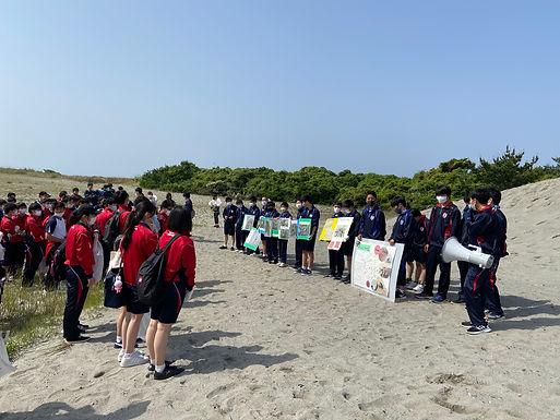 学校名:静岡県立浜松南高等学校