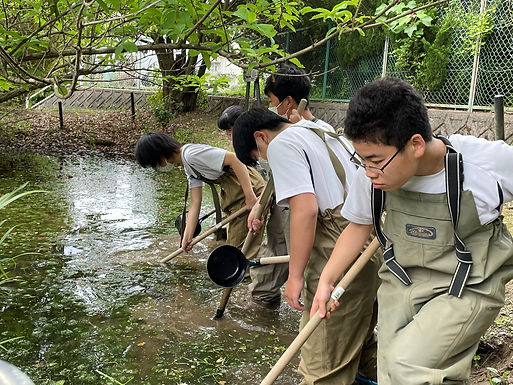 学校名:愛知県岡崎市立東海中学校