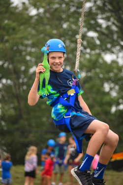 ZIPPING WITH SUMMER EXPERIENCE