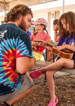 ARTS CAMP AT MUSIC WITH NOAH