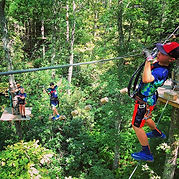 Our #SummerExperience Camp climbing one
