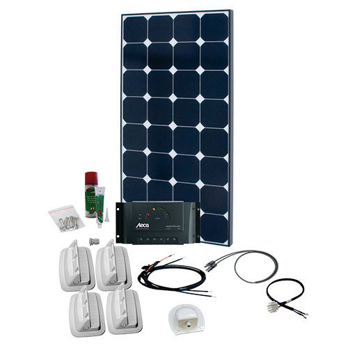 SPR Caravan Kit Solar Peak One 6.0 110 W