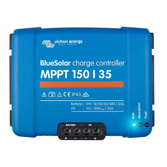 Victron BlueSolar MPPT 150/35 Laderegler