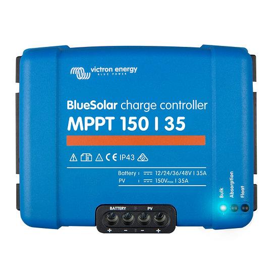 MPP Solar Laderegler MPPT 150/35 von Victron. Typ Essen