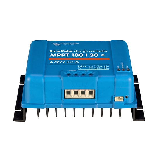 Victron SmartSolar MPPT 100/30 Bluetooth integriert