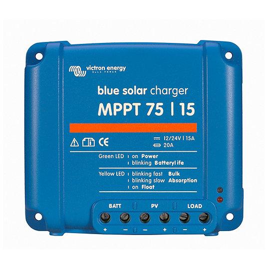 Victron BlueSolar MPPT 75/15 Solar Laderegler
