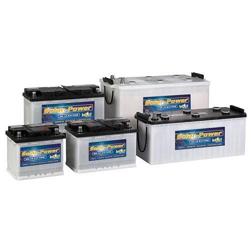 Battery Intact Solar-Power 120 TV