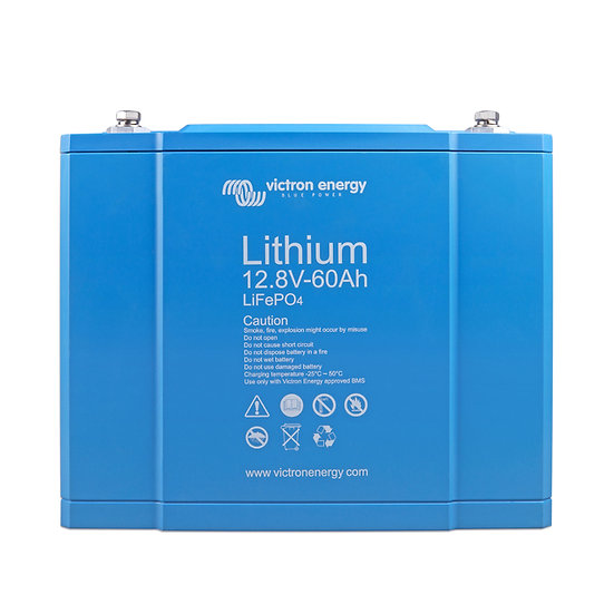 Victron Smart Lithium-Ionen 60 Ah Batterie LiFePO4 12,8V