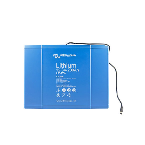 Victron Smart Lithium-Ionen 200 Ah Batterie LiFePO4 12,8V