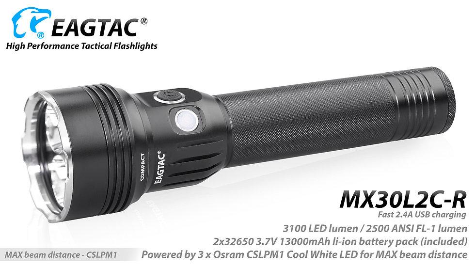 Eagtac MX30L2CR, 3x Osram CSLPM1