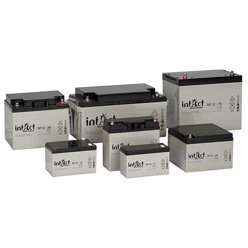 Battery Intact Block-Power BP 12-7