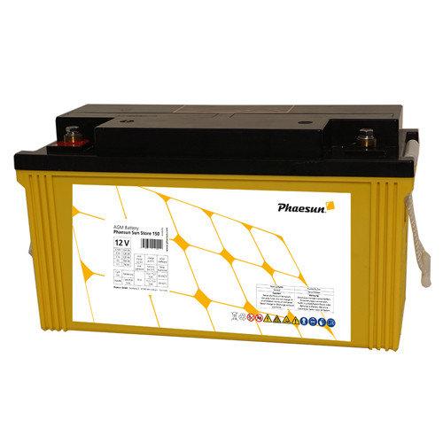 Batterie AGM Phaesun Sun Store 150