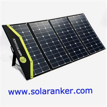 Die Solartaschen sind bei SOLARANKER eingezogen !