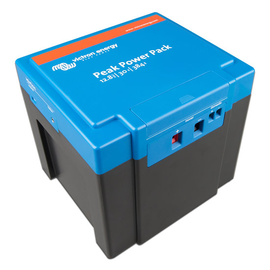 Victron Peak Power Pack 12,8V/30Ah Lithium-Ionen Batterie 384Wh