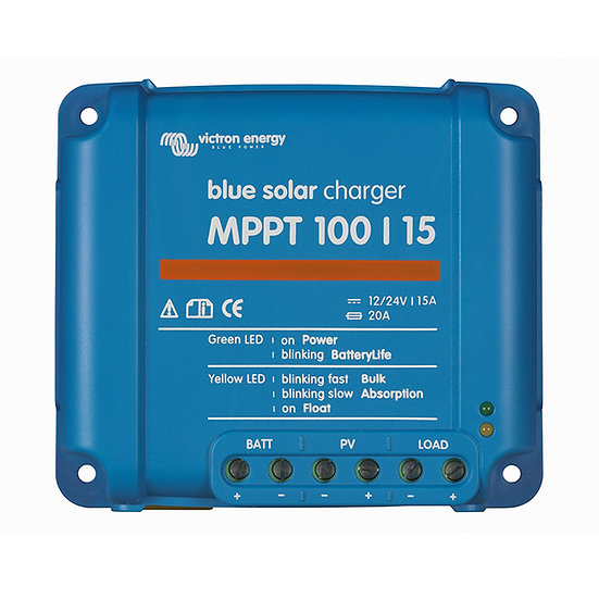 Victron MPPT 100/15 Solar Laderegler