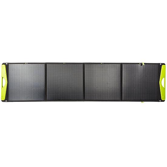 200 Watt SolarBuddy Hardcover Solartasche Robust wie ein Koffer und leicht wie e