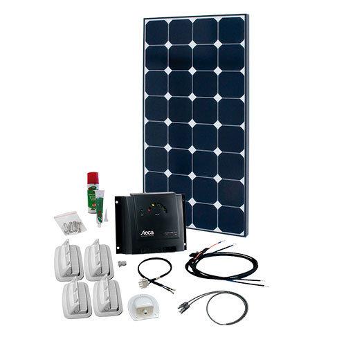 SPR Caravan Kit Solar Peak Four 5.0 110 W | MPPT