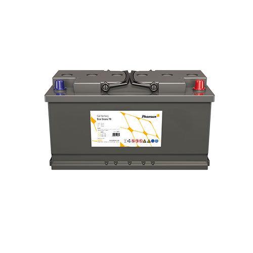 Batterie Gel Phaesun Eco Store 165