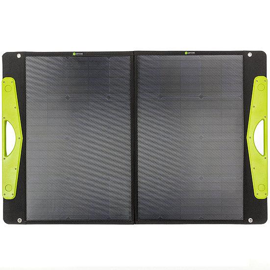 WATTSTUNDE® 100W SolarBuddy Solartasche WS100SB direkt mit USB