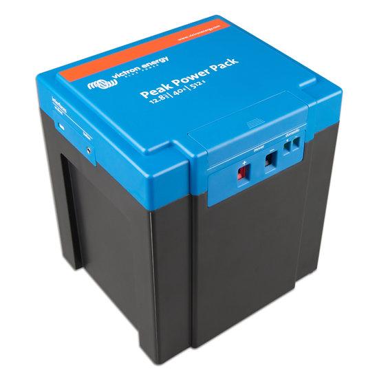 Victron Peak Power Pack 12,8V/40Ah Lithium-Ionen Batterie 512Wh