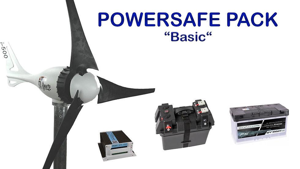 Survival Mattin Powersafe Pack Basic