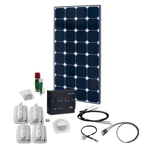 SPR Caravan Kit Solar Peak Two 5.0 110 W
