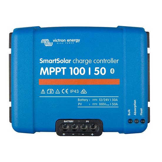 Victron SmartSolar MPPT 100/50 Bluetooth integriert