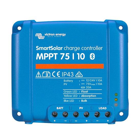 Victron SmartSolar MPPT 75/10 Bluetooth integriert