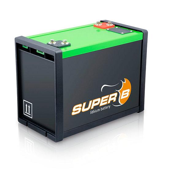 Lithium Ionen Batterie 100Ah LiFePO4 Super B