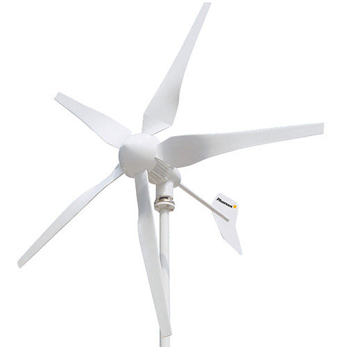 TOP Stormy Wings Windgenerator 600 W 24 V Phaesun Windkraft Mini