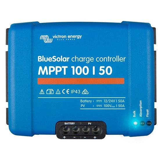 Victron BlueSolar MPPT 100/50 Laderegler